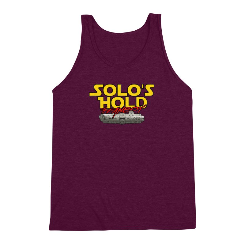 #Fanboy Men's Triblend Tank by SolosHold's Artist Shop
