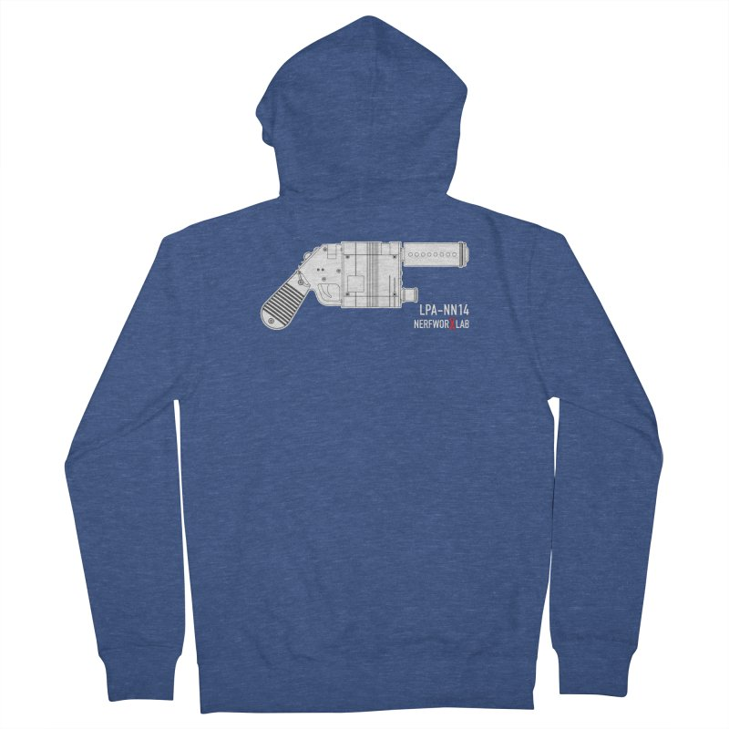 LPA NN14 Light Men's French Terry Zip-Up Hoody by SolosHold's Artist Shop