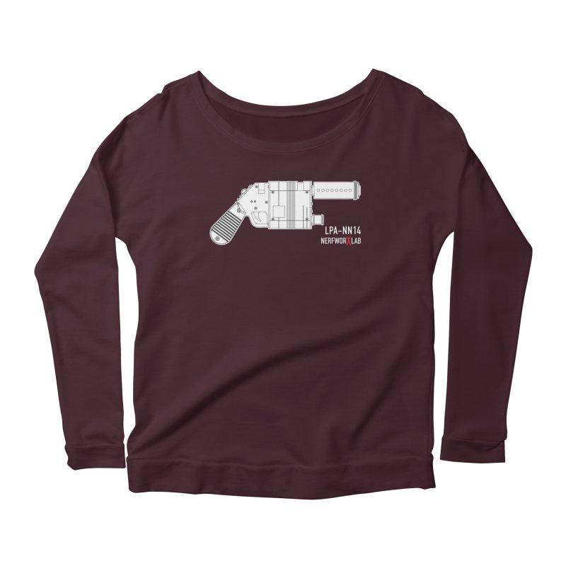 LPA NN14 Light Women's Scoop Neck Longsleeve T-Shirt by SolosHold's Artist Shop