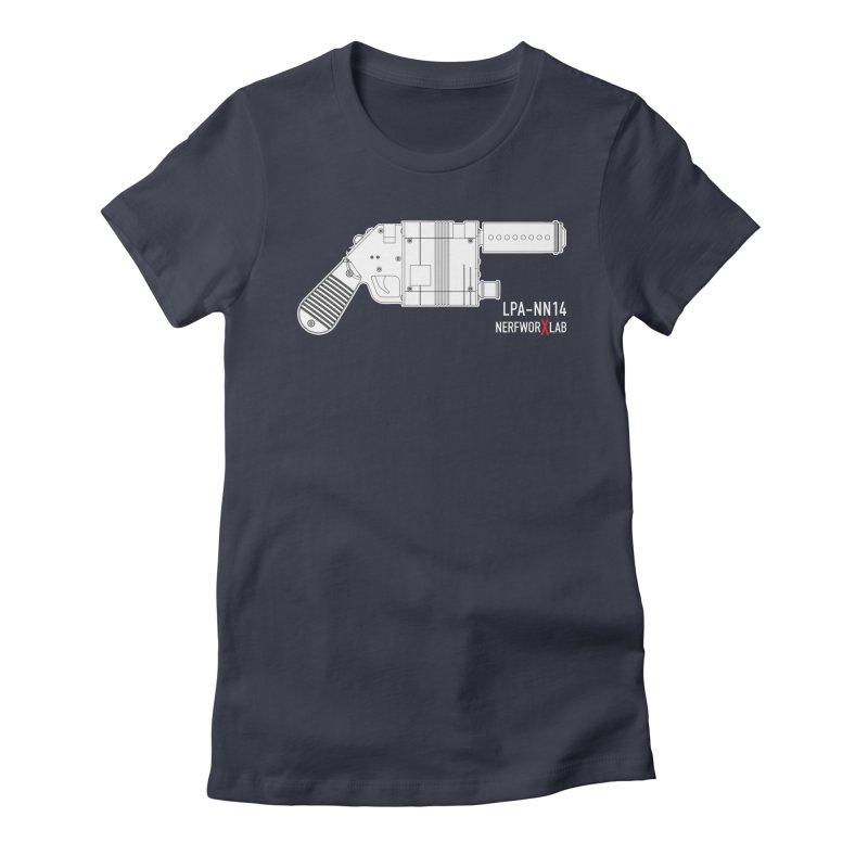 LPA NN14 Light Women's Fitted T-Shirt by SolosHold's Artist Shop