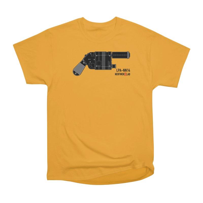 LPA NN14 Dark Men's Heavyweight T-Shirt by SolosHold's Artist Shop