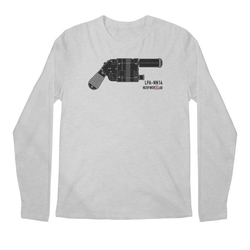 LPA NN14 Dark Men's Regular Longsleeve T-Shirt by SolosHold's Artist Shop