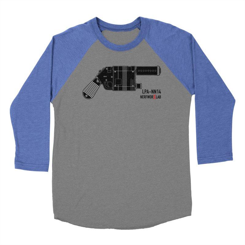 LPA NN14 Dark Men's Baseball Triblend Longsleeve T-Shirt by SolosHold's Artist Shop