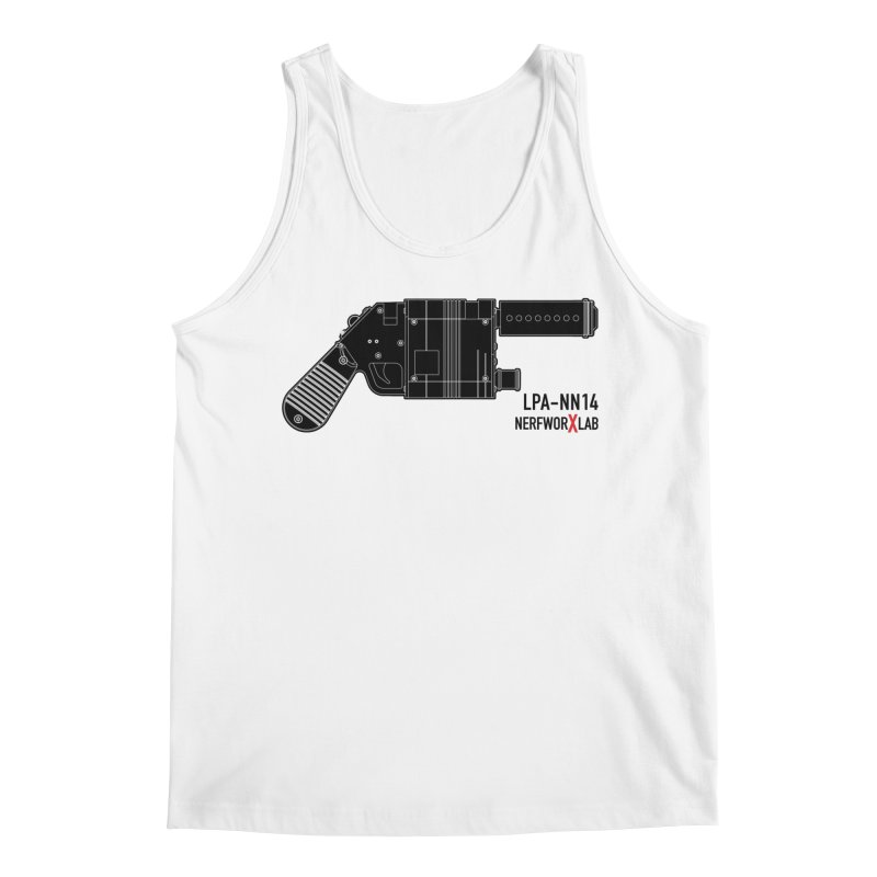 LPA NN14 Dark Men's Tank by SolosHold's Artist Shop
