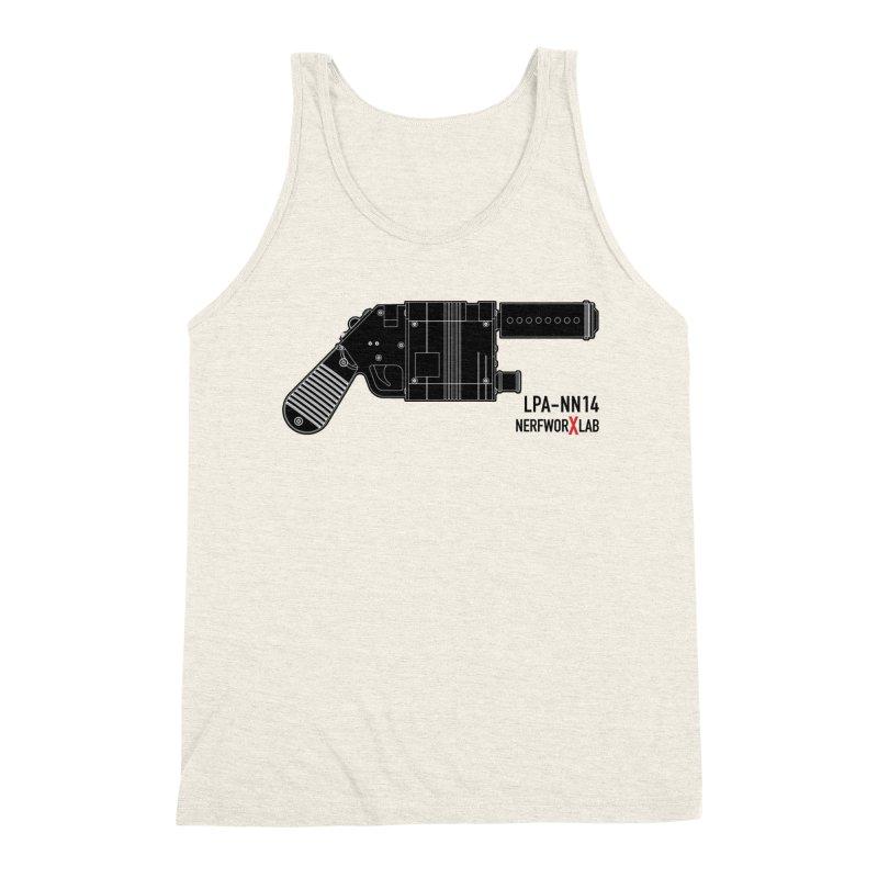 LPA NN14 Dark Men's Triblend Tank by SolosHold's Artist Shop