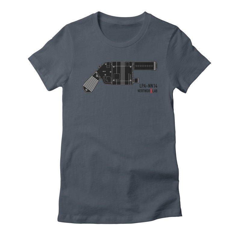 LPA NN14 Dark Women's T-Shirt by SolosHold's Artist Shop