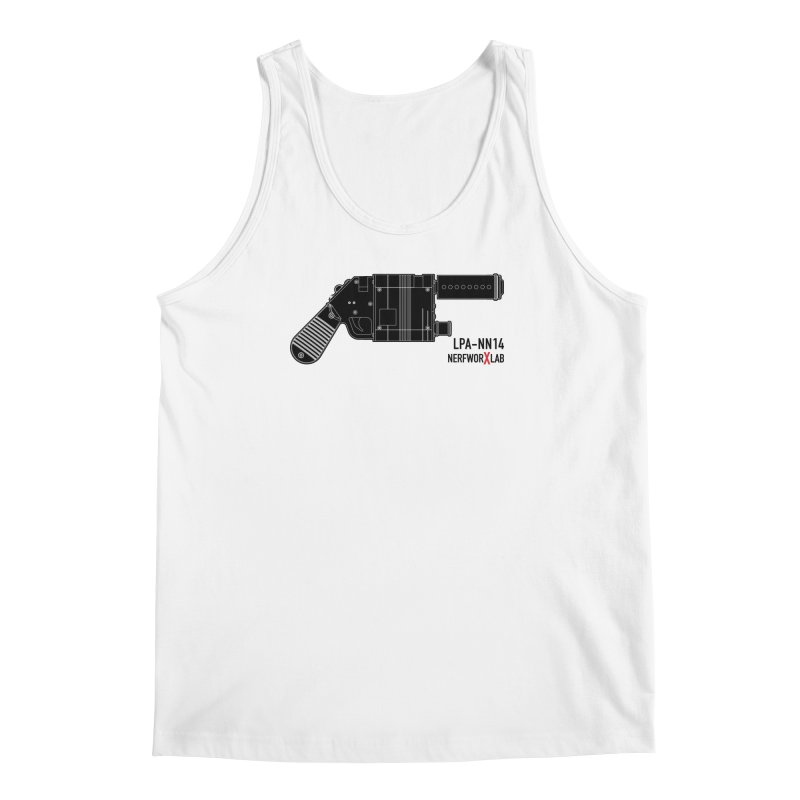 LPA NN14 Dark Men's Regular Tank by SolosHold's Artist Shop