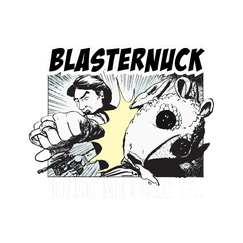 Blasternuck Dark Women's T-Shirt by SolosHold's Artist Shop