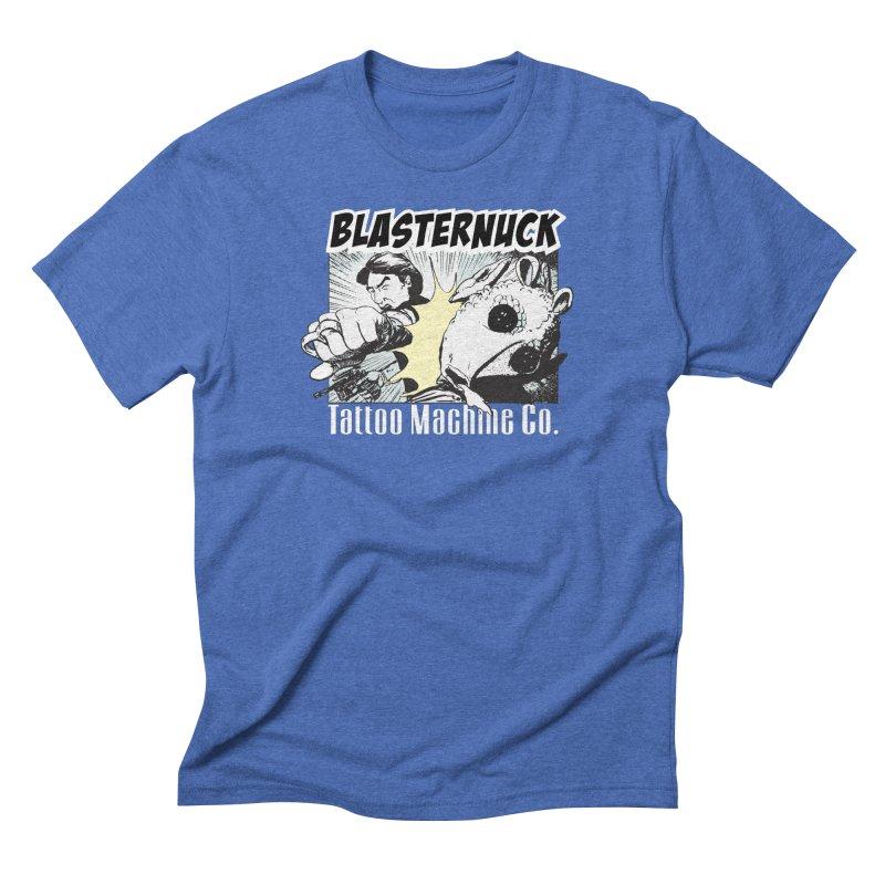 Blasternuck Dark Men's Triblend T-Shirt by SolosHold's Artist Shop