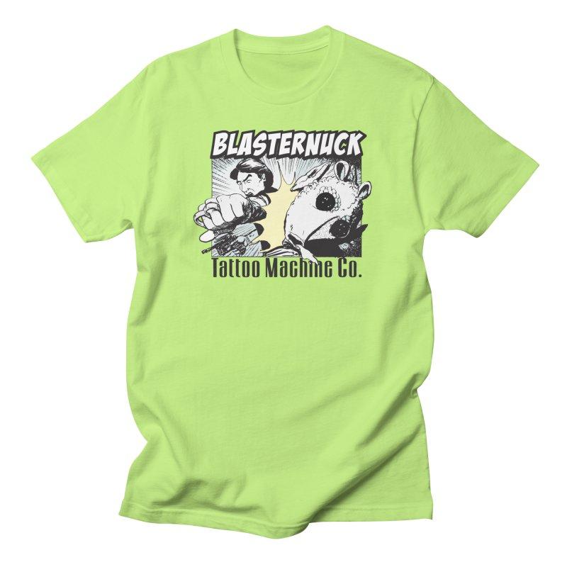Blasternuck Light Men's T-Shirt by SolosHold's Artist Shop