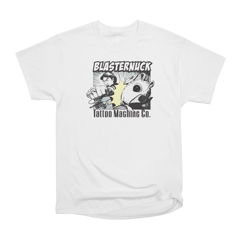 Blasternuck Light Men's Heavyweight T-Shirt by SolosHold's Artist Shop