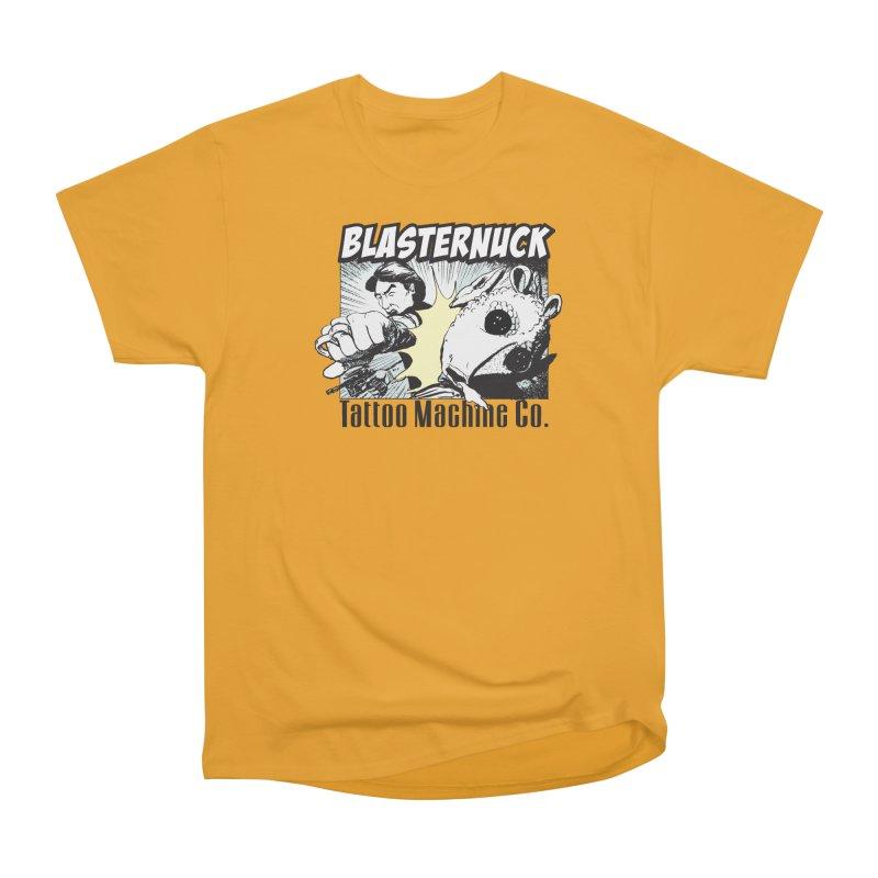 Blasternuck Light Men's Heavyweight T-Shirt by SolosHold's Artist Shop