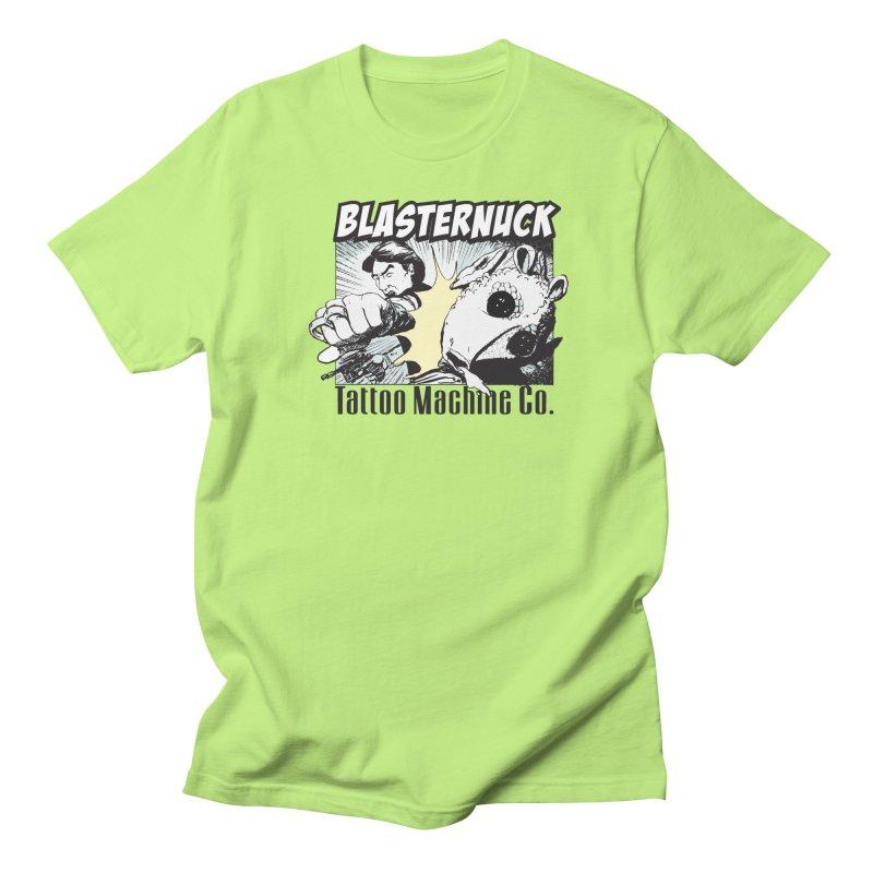 Blasternuck Light Men's Regular T-Shirt by SolosHold's Artist Shop