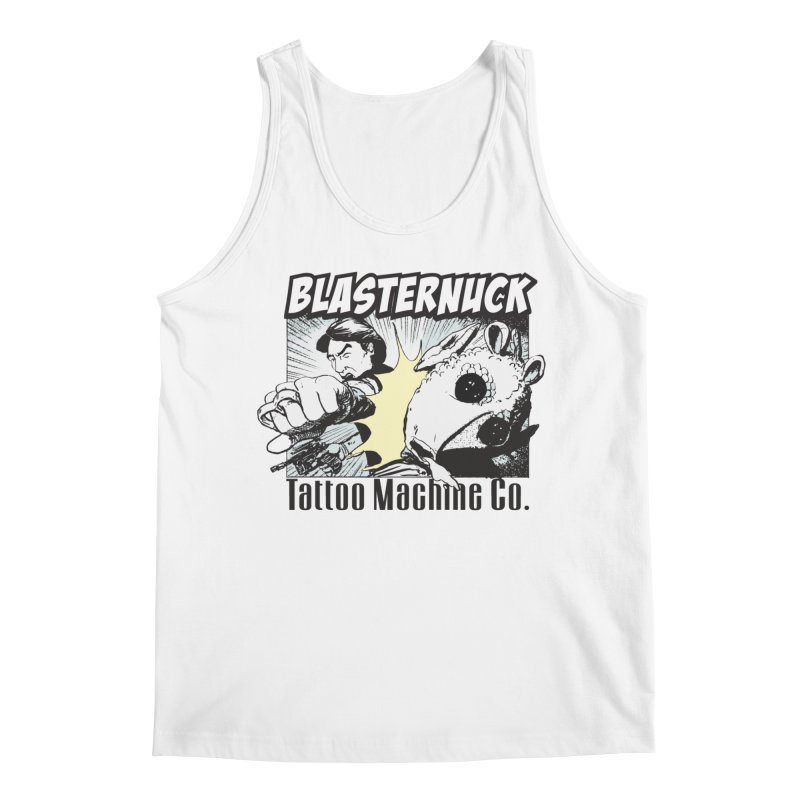 Blasternuck Light Men's Regular Tank by SolosHold's Artist Shop