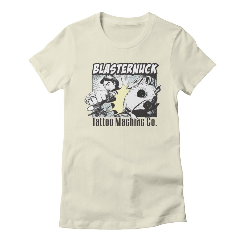 Blasternuck Light Women's T-Shirt by SolosHold's Artist Shop