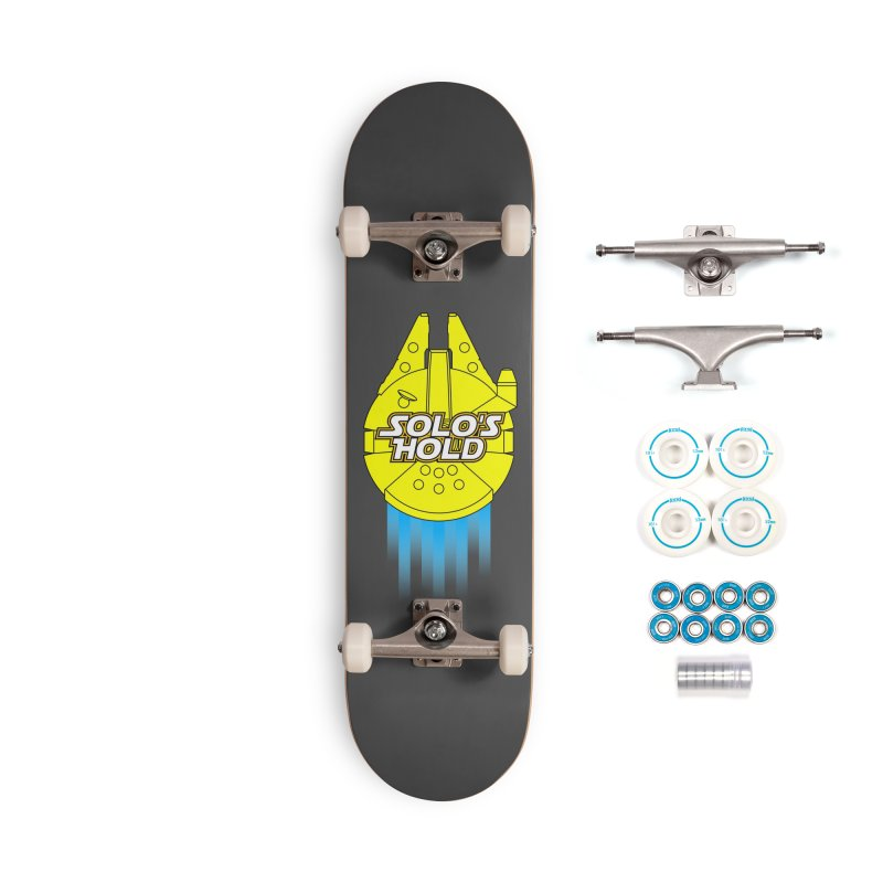 Deco Falcon Accessories Complete - Basic Skateboard by SolosHold's Artist Shop