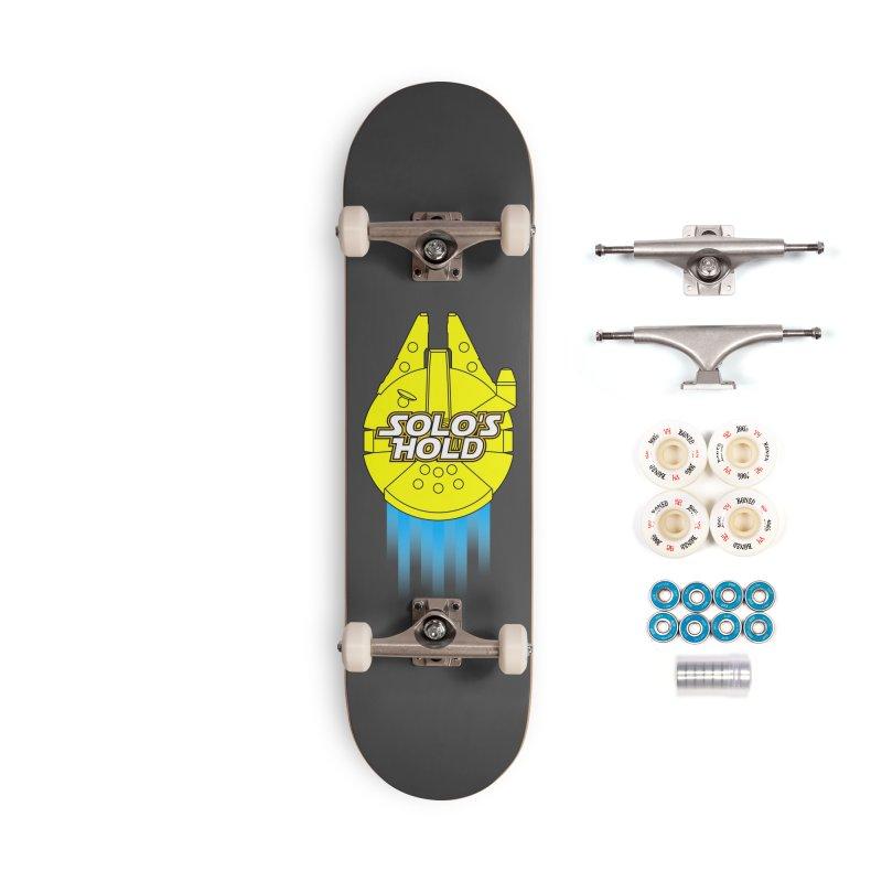Deco Falcon Accessories Complete - Premium Skateboard by SolosHold's Artist Shop