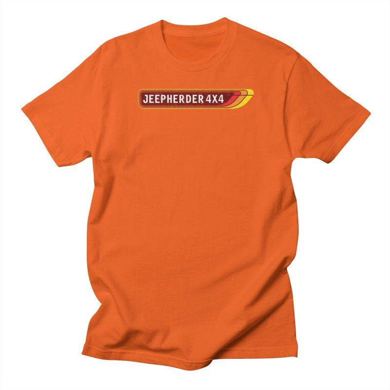 JEEPHERDER4X4 Men's Regular T-Shirt by SolosHold's Artist Shop
