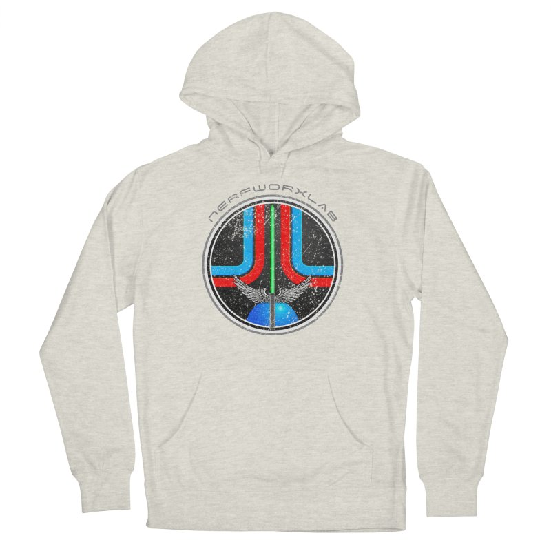 Last Starfighter Men's French Terry Pullover Hoody by SolosHold's Artist Shop