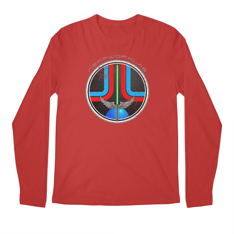 Last Starfighter Men's Regular Longsleeve T-Shirt by SolosHold's Artist Shop