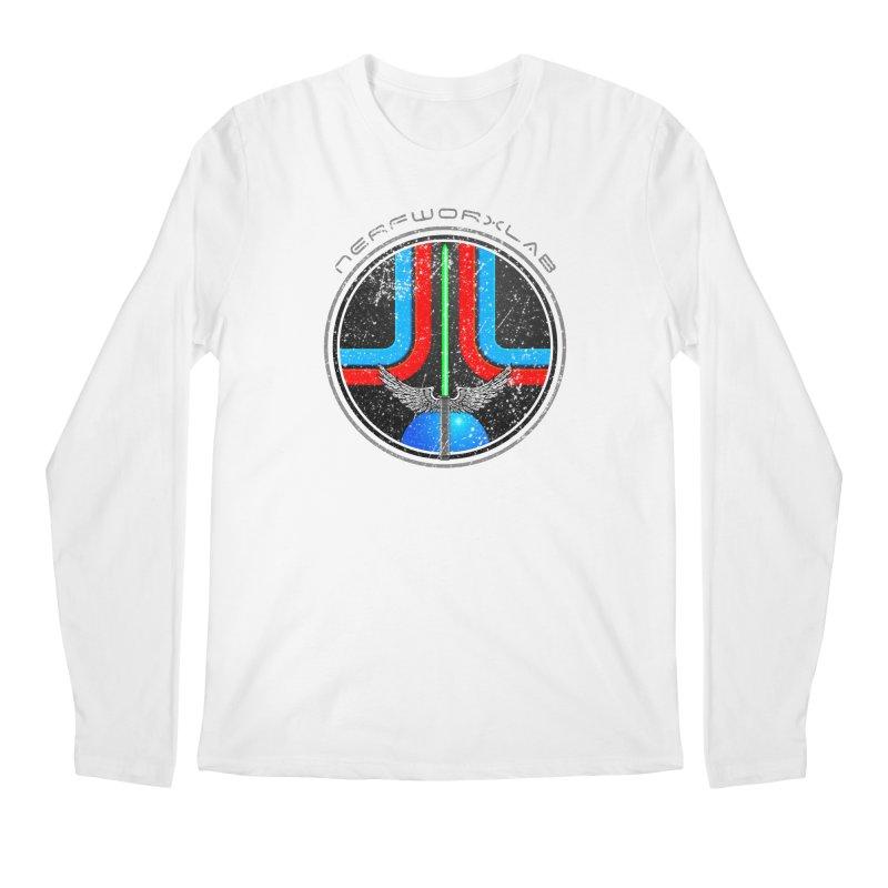 Last Starfighter Men's Regular Longsleeve T-Shirt by SolosHold's Artist Shop