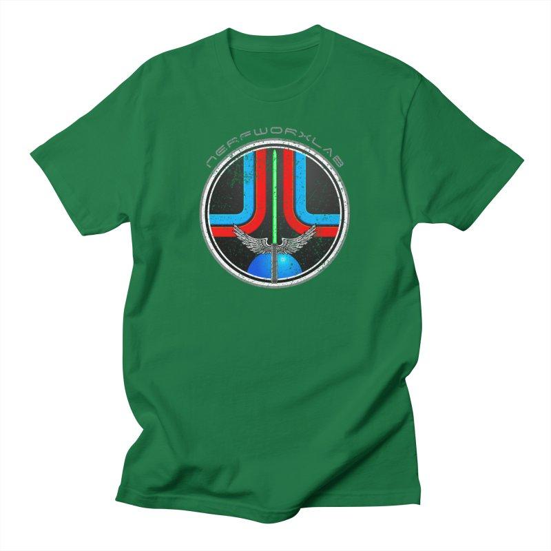 Last Starfighter Men's T-Shirt by SolosHold's Artist Shop