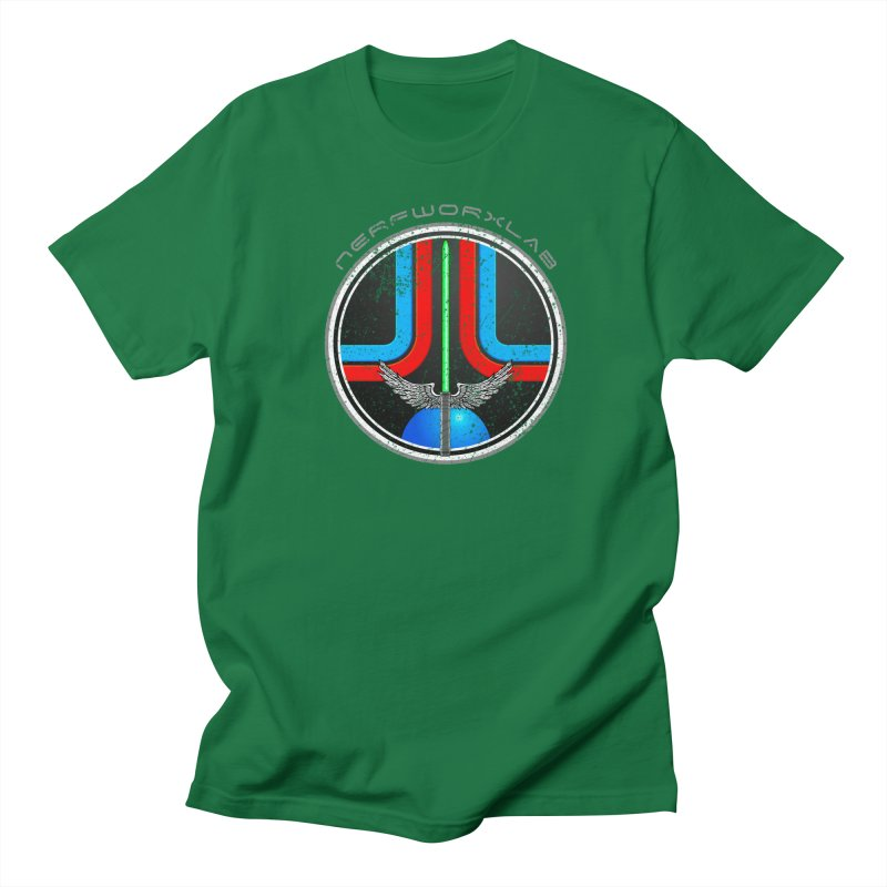 Last Starfighter Men's T-Shirt by SolosHold's Artist Shop