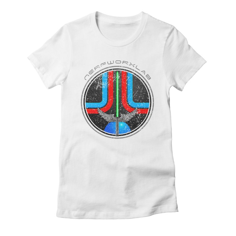 Last Starfighter Women's Fitted T-Shirt by SolosHold's Artist Shop