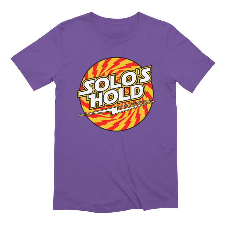 Rock N' Roll Men's Extra Soft T-Shirt by SolosHold's Artist Shop