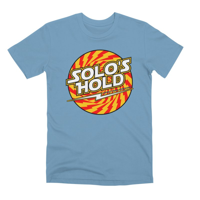 Rock N' Roll Men's Premium T-Shirt by SolosHold's Artist Shop