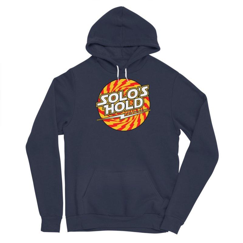 Rock N' Roll Men's Sponge Fleece Pullover Hoody by SolosHold's Artist Shop