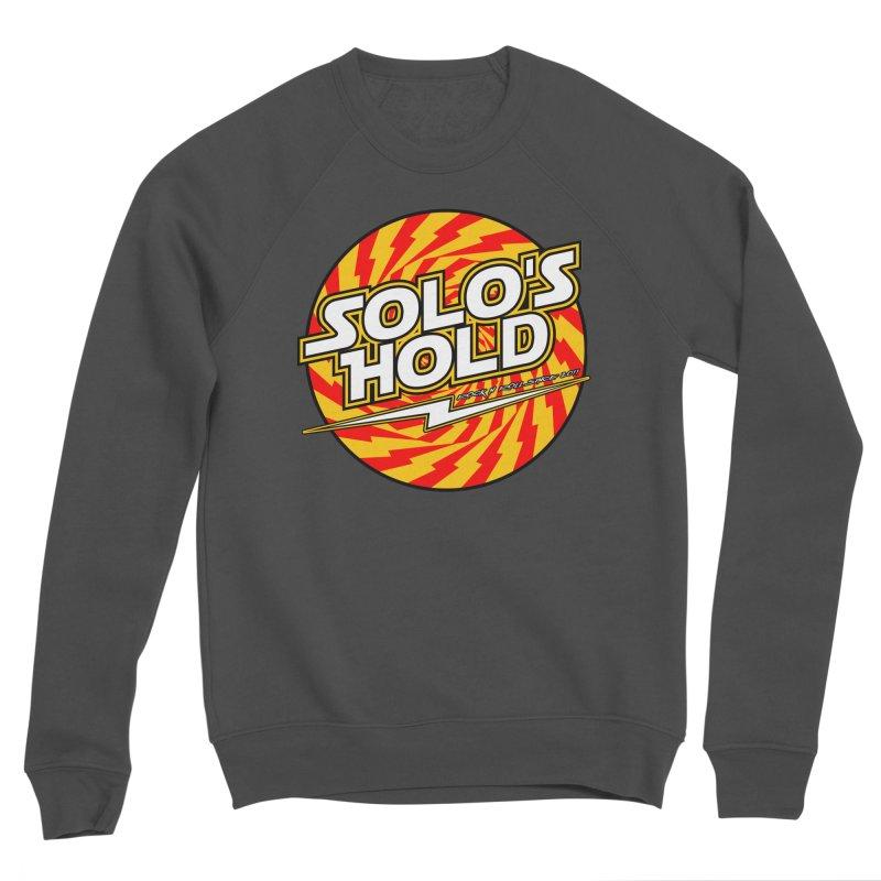Rock N' Roll Men's Sponge Fleece Sweatshirt by SolosHold's Artist Shop