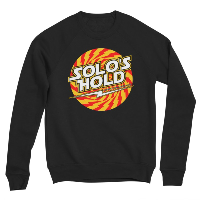 Rock N' Roll Men's Sponge Fleece Sweatshirt by SolosHold's Artist Shop