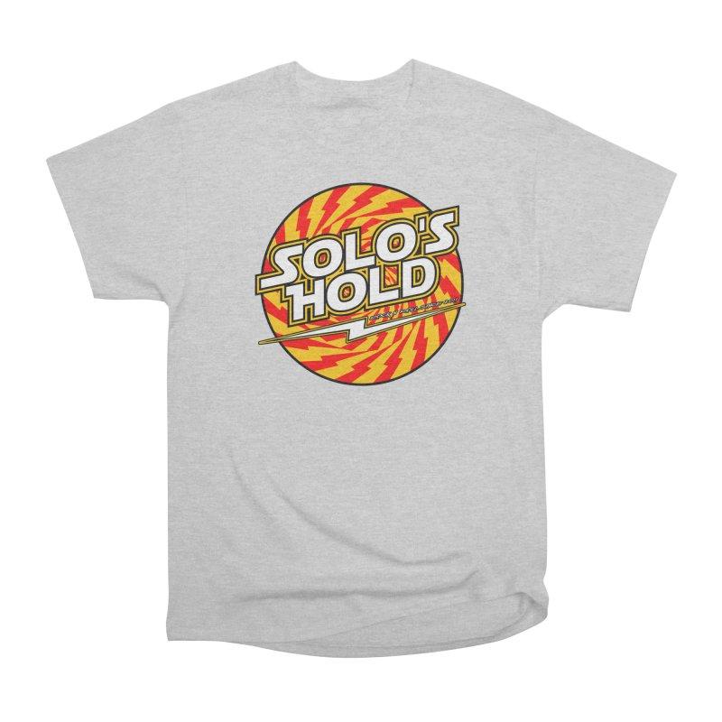 Rock N' Roll Women's Heavyweight Unisex T-Shirt by SolosHold's Artist Shop