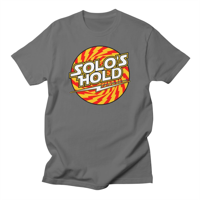 Rock N' Roll Men's T-Shirt by SolosHold's Artist Shop