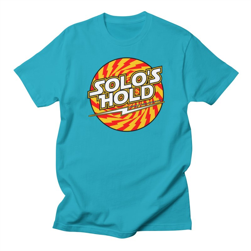 Rock N' Roll Men's Regular T-Shirt by SolosHold's Artist Shop