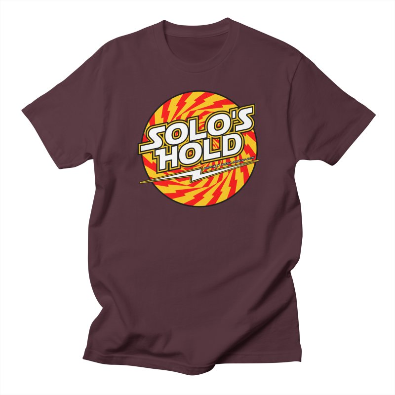 Rock N' Roll Women's Regular Unisex T-Shirt by SolosHold's Artist Shop