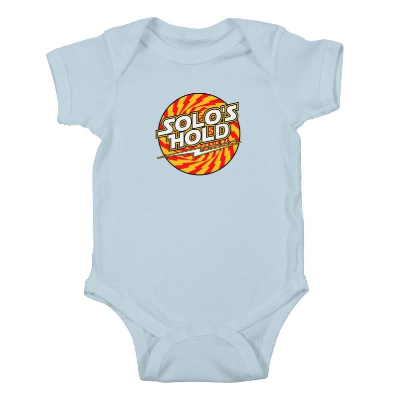 Rock N' Roll Kids Baby Bodysuit by SolosHold's Artist Shop