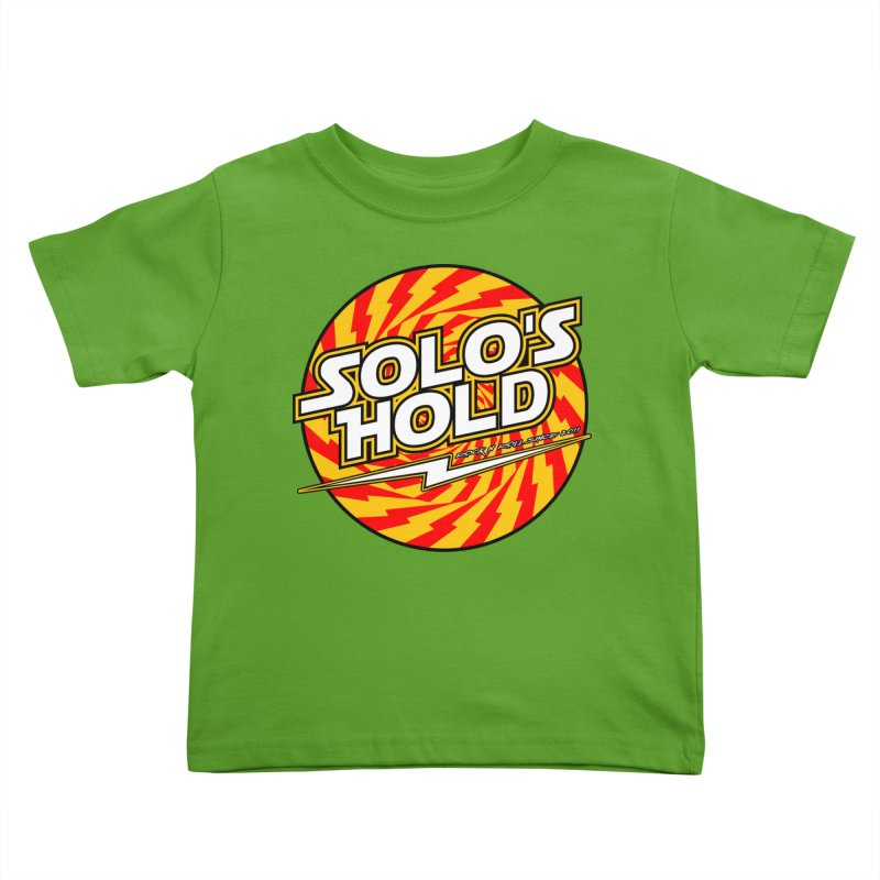 Rock N' Roll Kids Toddler T-Shirt by SolosHold's Artist Shop