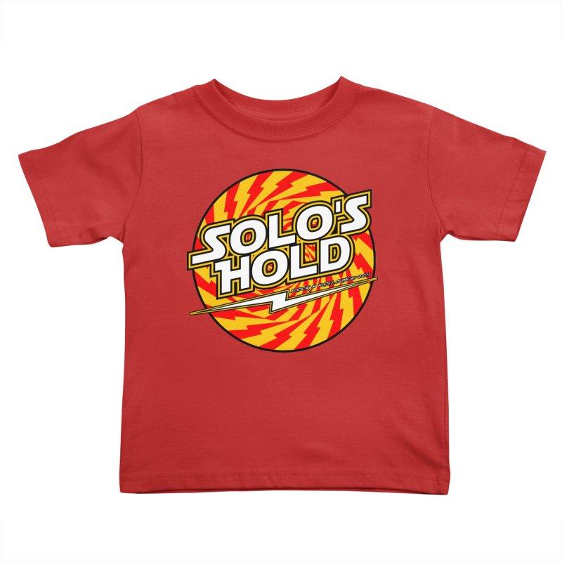 Rock N' Roll Kids Toddler T-Shirt by SolosHold's Artist Shop