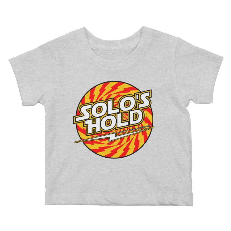 Rock N' Roll Kids Baby T-Shirt by SolosHold's Artist Shop