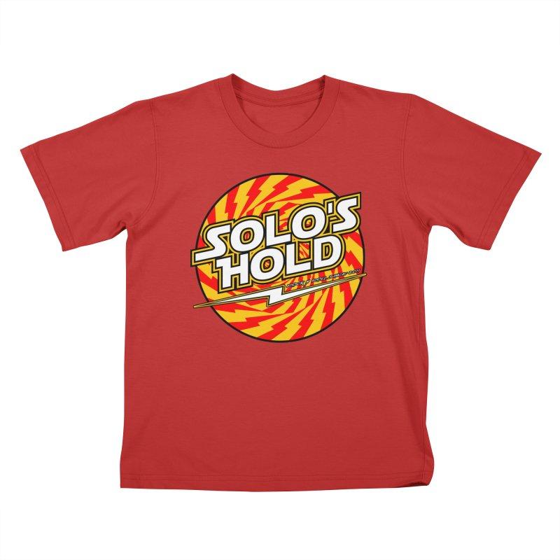 Rock N' Roll Kids T-Shirt by SolosHold's Artist Shop