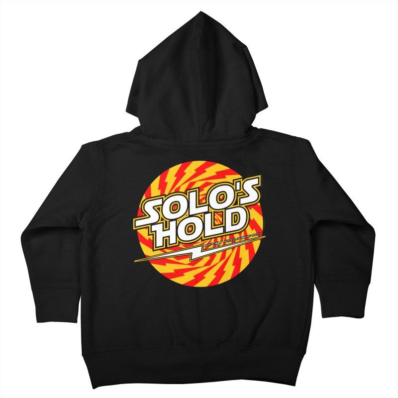Rock N' Roll Kids Toddler Zip-Up Hoody by SolosHold's Artist Shop