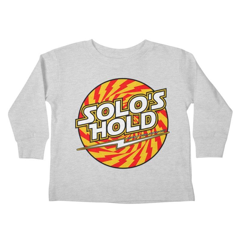 Rock N' Roll Kids Toddler Longsleeve T-Shirt by SolosHold's Artist Shop