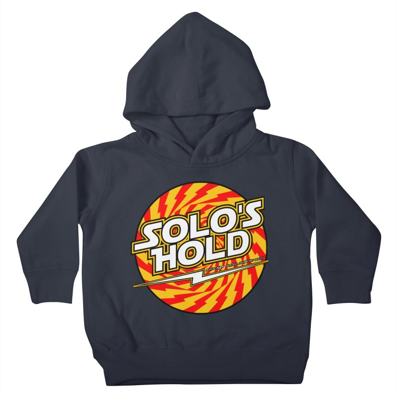 Rock N' Roll Kids Toddler Pullover Hoody by SolosHold's Artist Shop