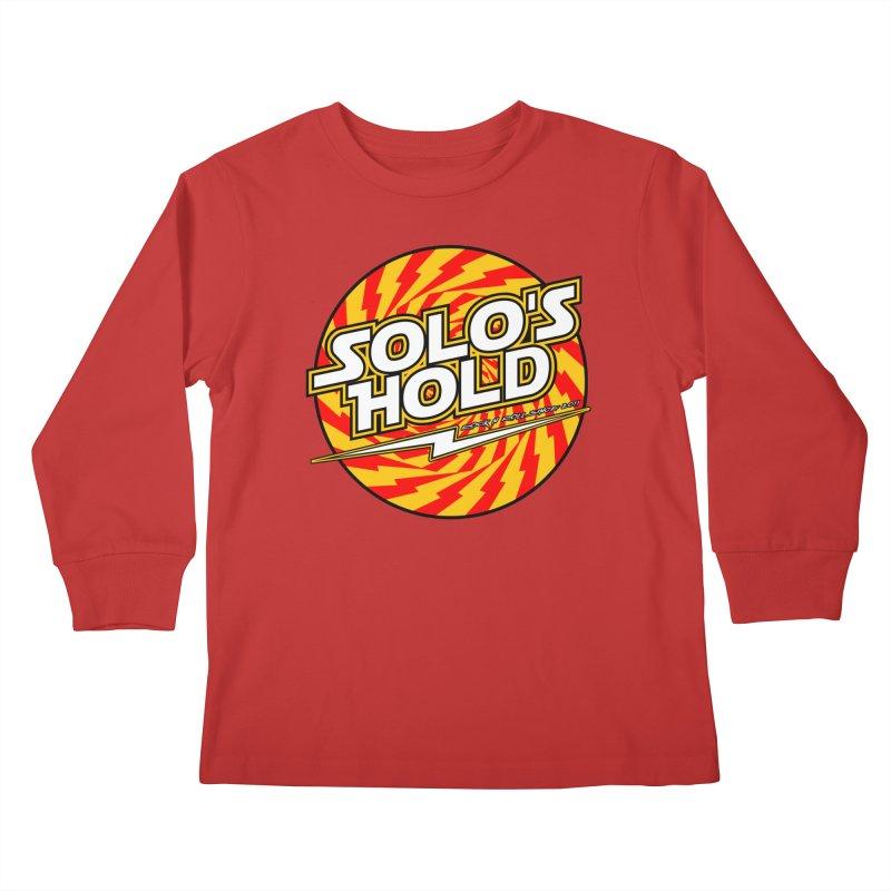 Rock N' Roll Kids Longsleeve T-Shirt by SolosHold's Artist Shop