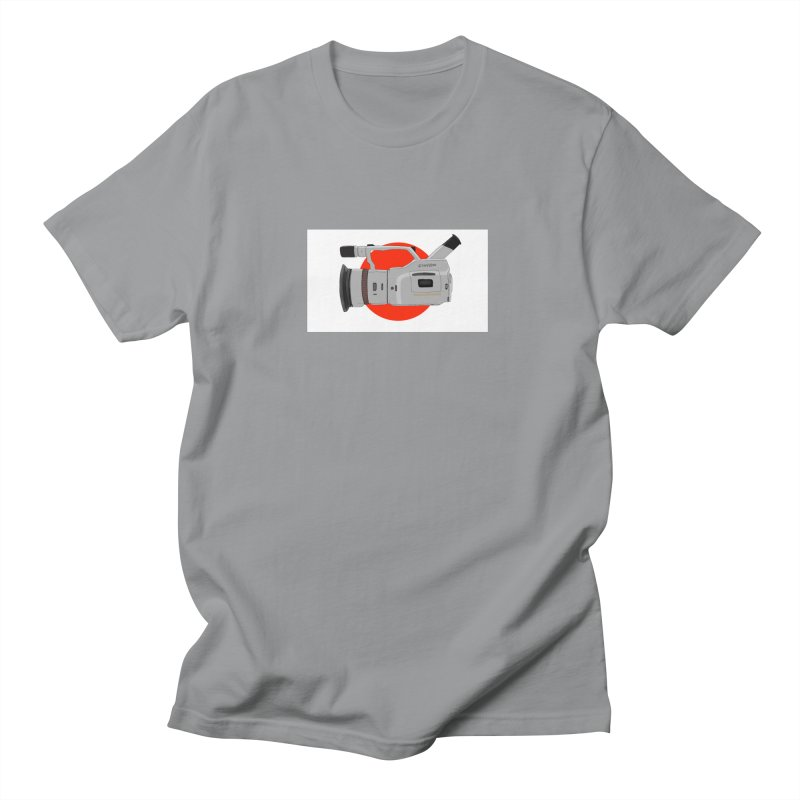 Japanese Flag Hand Drawn  vx1000 Women's Unisex T-Shirt by Sonyvx1000's Artist Shop