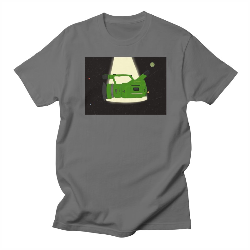 Outerspace vx1000 Men's T-Shirt by Sonyvx1000's Artist Shop