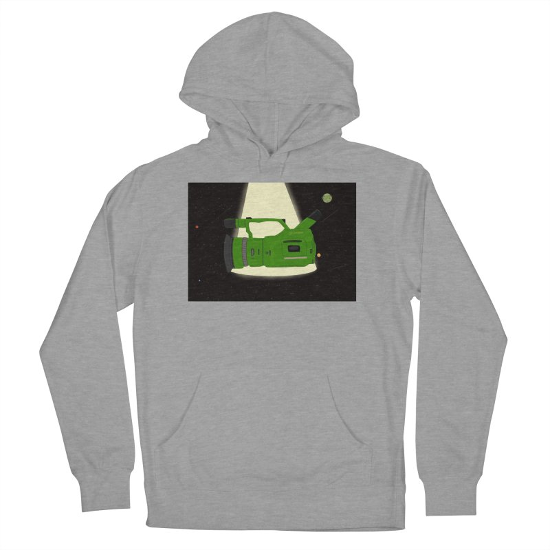 Outerspace vx1000 Women's French Terry Pullover Hoody by Sonyvx1000's Artist Shop