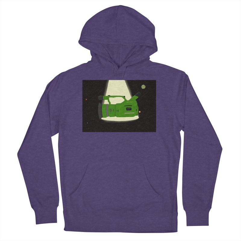Outerspace vx1000 Men's Pullover Hoody by Sonyvx1000's Artist Shop